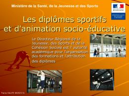 Filière Animation Sport