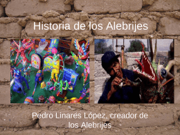 Historia de los Alebrijes