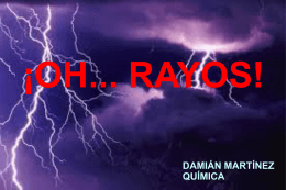 Clase rayos (347136)
