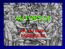 10.- AUTOPSIA MEDICO LEGAL