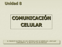 Power Point 3 - biomilenio.net