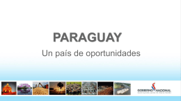 PARAGUAY - Portal da Indústria