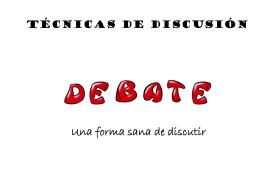 El_debate