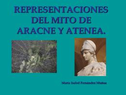 Aracne y Atenea - Grado de Historia del Arte UNED