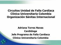 Programa de Falla Cardiaca Clínica Universitaria