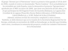Diapositiva 1 - redes profesionales del cep de córdoba
