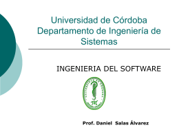 IngenieriaDELSOFTWARE