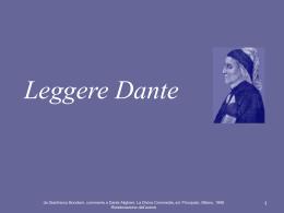 Dante e la giustizia