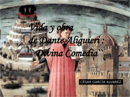 Divina Comedia - WordPress.com