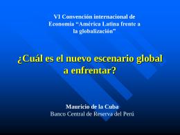 Mauricio de la Cuba