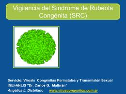 Infección Reciente por rubéola