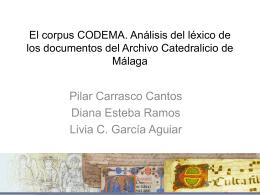 Pilar Carrasco. III Congreso CHARTA