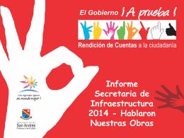 10_INFRAESTRUCTURA - Gobernación de San Andrés