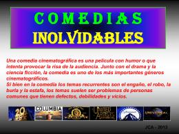 Comedias - Juan Cato