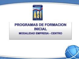 Programa Empresa Centro