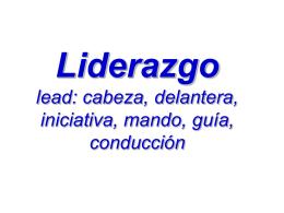 Liderazgo-2014