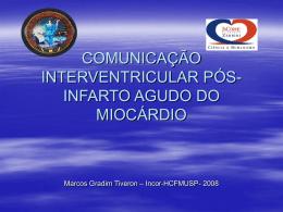 Comunicação Interventricular Pós