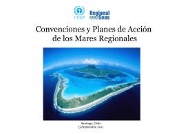 Presentacion Mares Regionales PNUMA ALBERTO PACHECO
