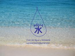 El Agua y Ambiente