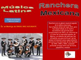 Ranchera - PPSs de Ángel