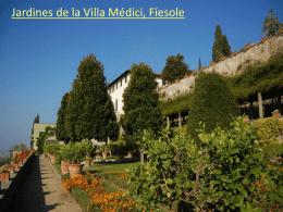 Jardines de la Villa Medici (entrega Final 2)