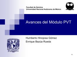 Presentación Modulo PVT Septiembre 2010 final