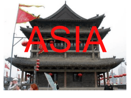 Power point de Asia