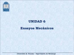 Diapositiva 1 - Metalurgia