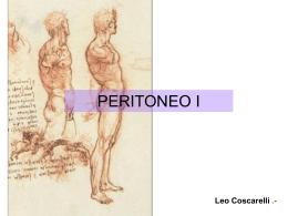 Gráficos de Peritoneo - anatomia