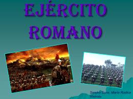 EJÉRCITO ROMANO - DeRebusRomanis