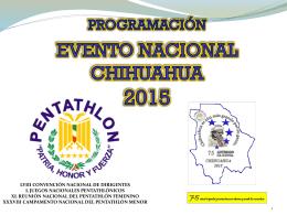 sección deportiva - Pentathlon Deportivo Militarizado Universitario