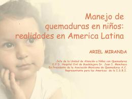 Dr. Ariel Miranda