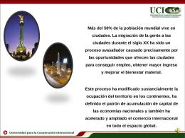 conferencia el turismo urbano y la sostenibilidad es posible
