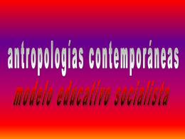 Presentación de PowerPoint - tendencias-contemporaneas