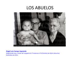 Los abuelos (Presentación)