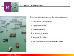 El comercio internacional - Horarios de los centros asociados de la
