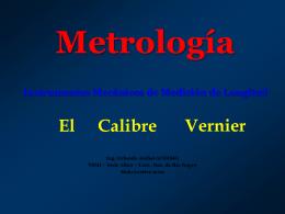 CALIBRE-VENIER
