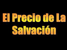 El Precio de la Salvación