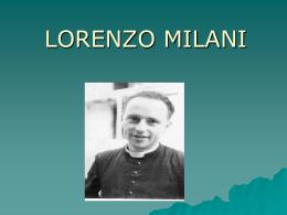 LORENZO MILANI - modelosytendencias