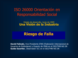 Riesgo de Fallo - 26k