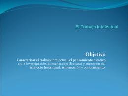 2_Trabajo Intelectual