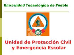 Diapositiva 1 - Universidad Tecnológica de Puebla