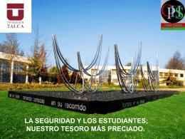 la seguridad y los estudiantes