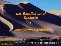 Mapas de Batallas en el Desierto