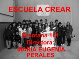 Escuela Crear Entre Pares 2010 (2)