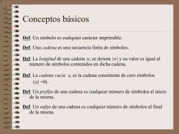 Cb00003 Teoria de Lenguajes