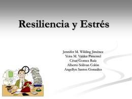 Resiliencia y Estrés