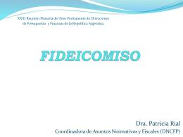 Dra. Patricia Rial