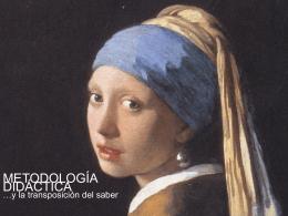 Metodología - didactica general