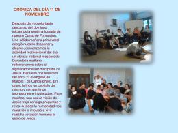 Diapositiva 1 - Misioneras de la Inmaculada Concepción